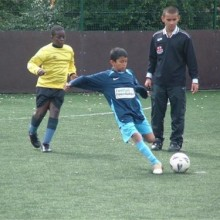 Tower Hamlets Community Cup 08
