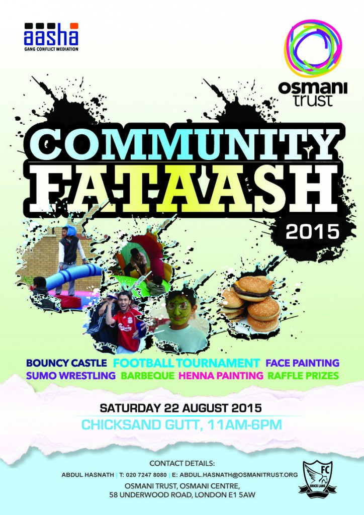 Community Fataash Aasha Fun Day 2015