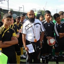 Tower Hamlets Community Cup 09