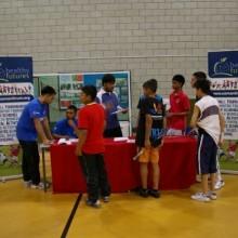 Junior Badminton Tournament 2010