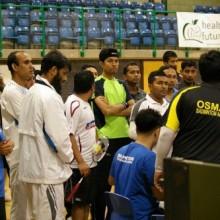 Adult Badminton Tournament 2010