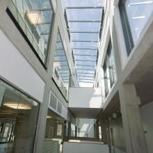 Inside the Osmani Centre