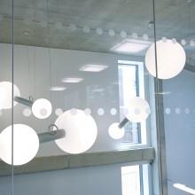 Osmani Centre Reception Lights