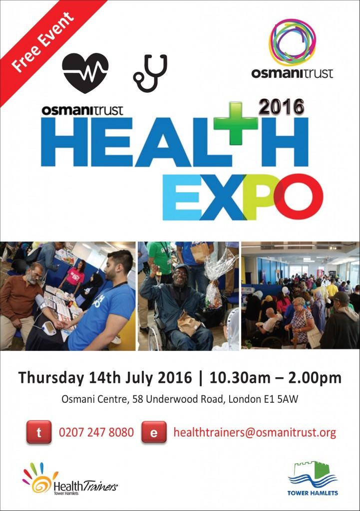 Health Expo 2016