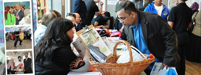 Health Expo was a big hit with the residents of Tower Hamlets …