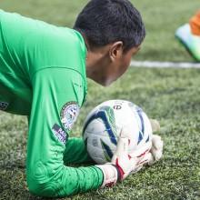 osmani FC U12 keeper