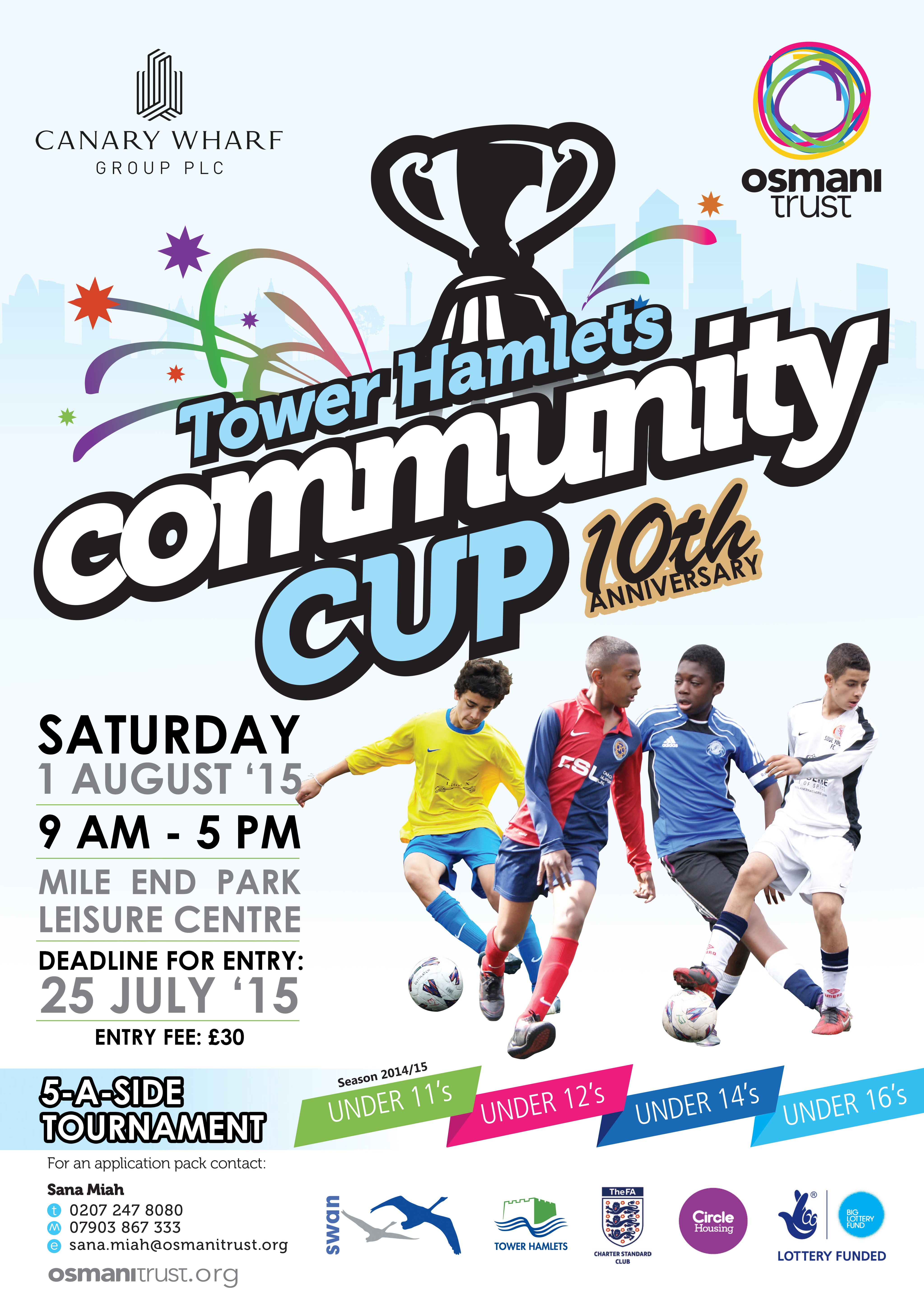 Tower Hamlets Community Cup
