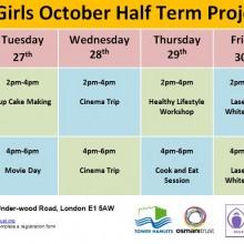 Amaal Timetable