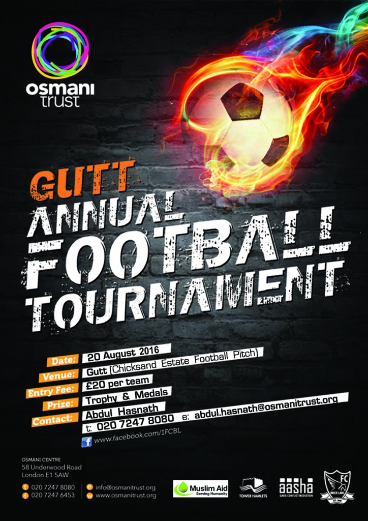 Gutt Tournament