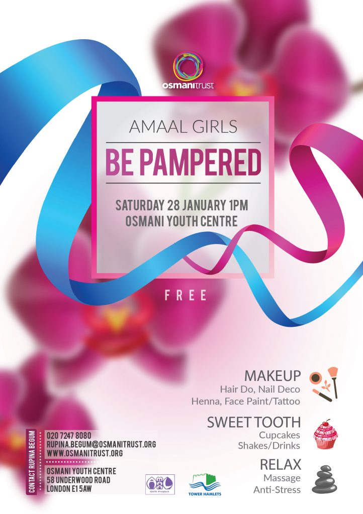 Be Pampered - Amaal