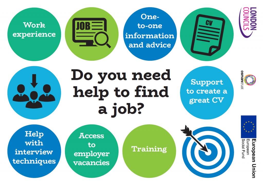 Help finding Jobs