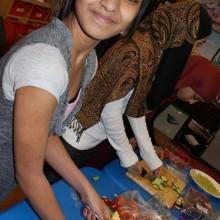 Shaathi Girls Healthy Living Workshop