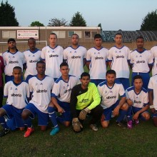 Middlesex League Cup Final 2011