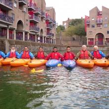 Kayaking Excursion