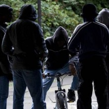 The gang war being waged on Britain's streets