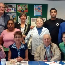 Healthy Eating Workshop – Over 50's Group