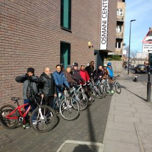 Healthy Cycling Trip